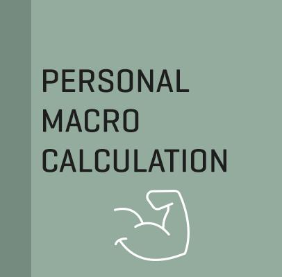 Personal Macro Calculation